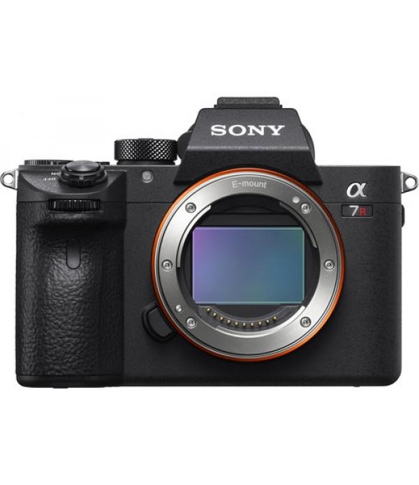 Sony Alpha a7R III Mirrorless Digital Camera