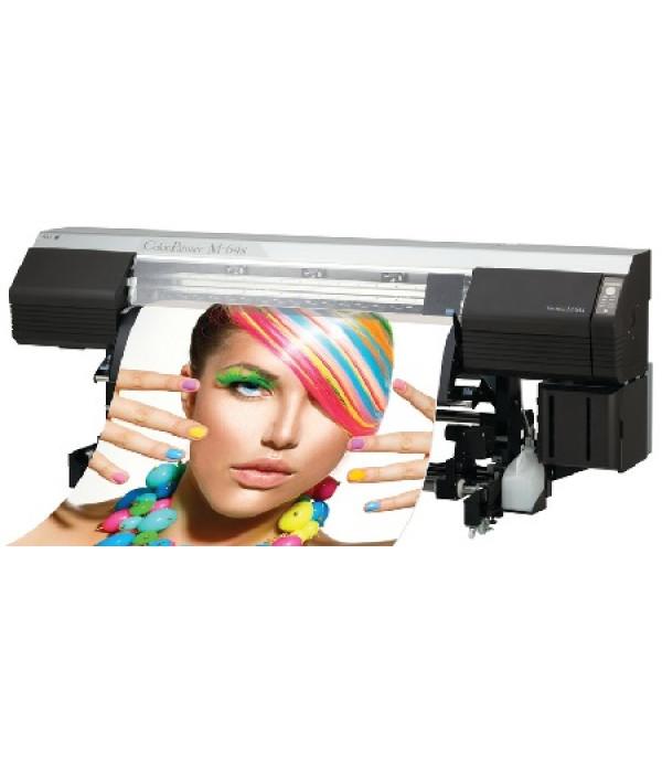 ColorPainter M-64s Low odor solvent Inkjet Printer
