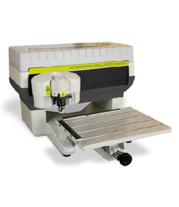 Gravograph IS400 Engraving Machine
