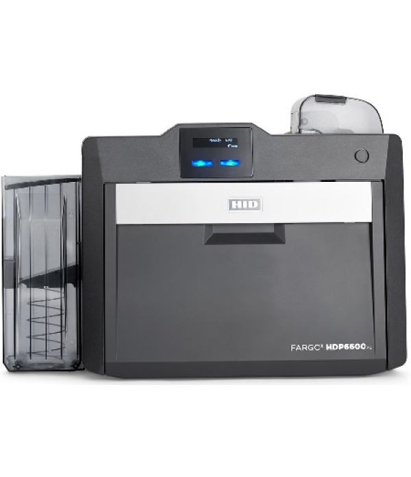 Fargo HDP6600 Retransfer Single Sided ID Card Prin...