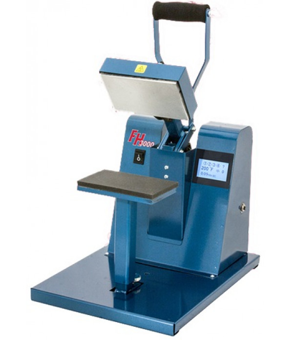 HIX FH-3000 Specialty Heat Press