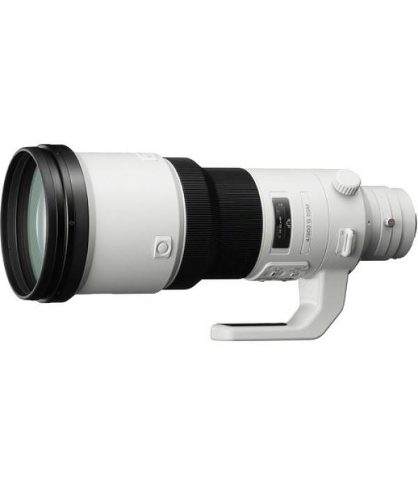 Sony 500mm f/4 G SSM Lens