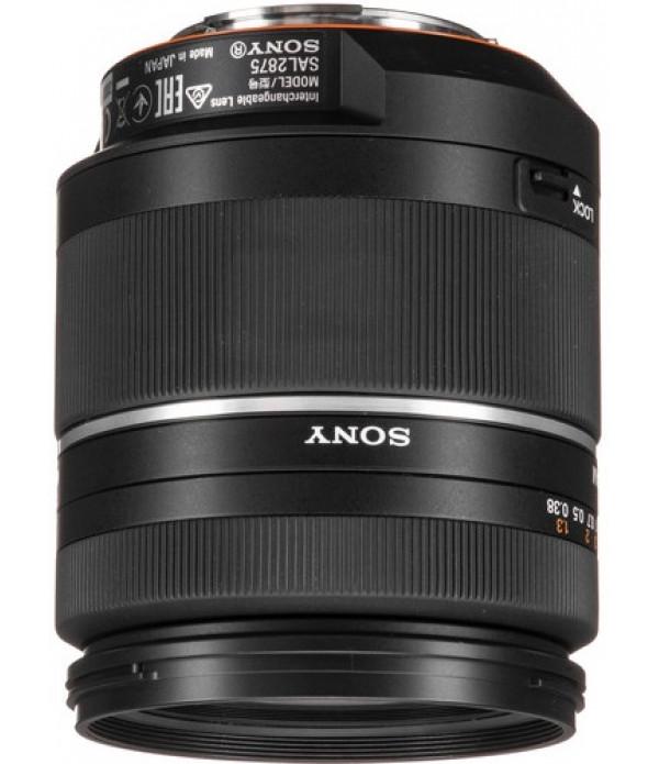 Sony 28-75mm f/2.8 SAM Lens