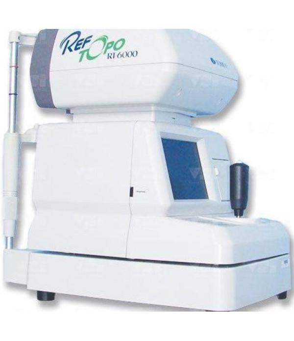 Tomey RT-6000 Auto Ref-Keratometer-Topographer