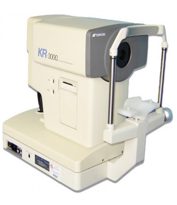 Topcon KR 3000 Autorefractor Keratometer